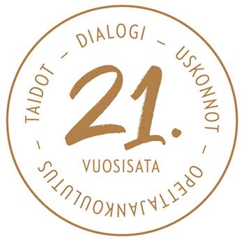 21. vuosisadan taidot -hanke logo